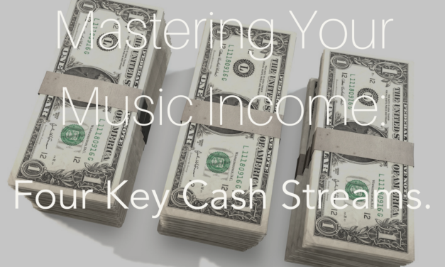 Master Your Income: 4 Key Cash Streams.